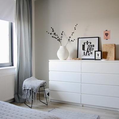 Idee e foto di cassettiere bianche per ispirarti habitissimo - Cassettiere camera da letto design ...