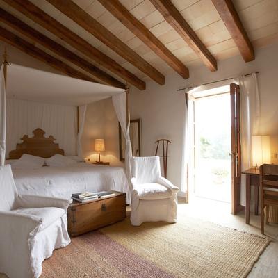 Idee e foto di camere da letto in stile mediterraneo per - Ricci casa camere da letto ...
