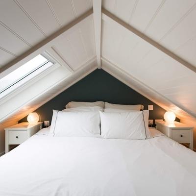 10 camere da letto dove andare in letargo
