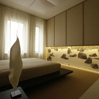 Idee in stile asiatico per ispirarti habitissimo - Camera da letto zen ...