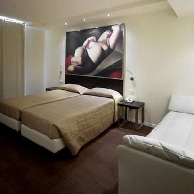 Progetto arredamenti per hotel