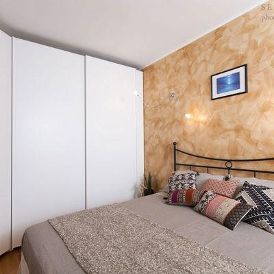 Arredo casa su misura in stile eclettico contemporaneo