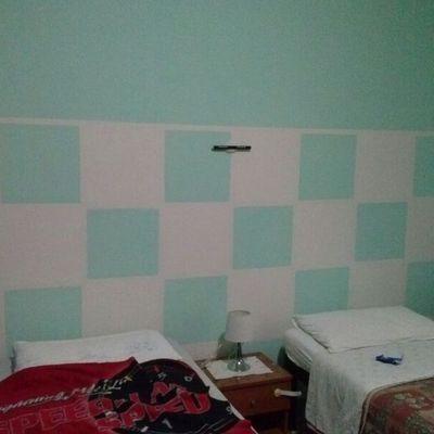 progetto pareti colorate