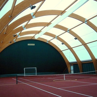 Campo Polivalente Tennis-Calcetto