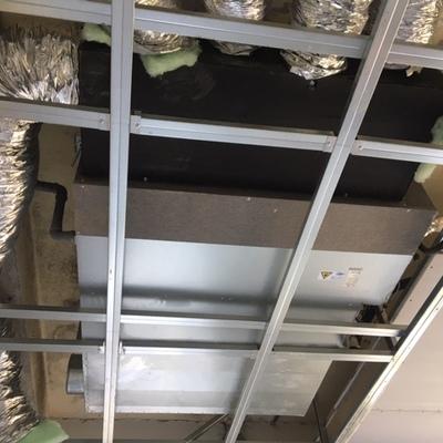 Fornitura ed Installazione Sistema di Climatizzazione Centralizzato Canalizzato Clivet