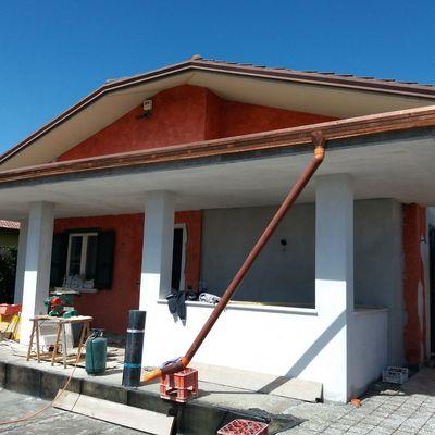 Ristrutturazione villa a Ospitaletto