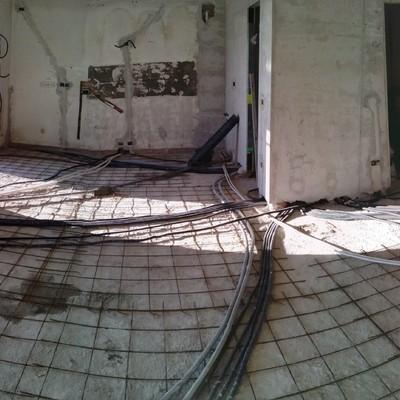 Progetto ristrutturazione completa appartamento