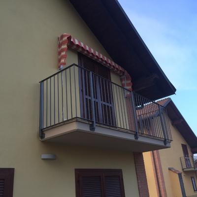 Installazione tende veranda