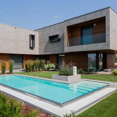 Villa unifamiliare a Caravaggio (BG) - Studio Tironi