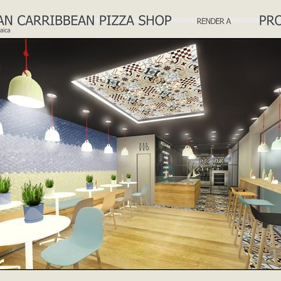 NUOVA PIZZERIA A KINGSTON JAMAICA