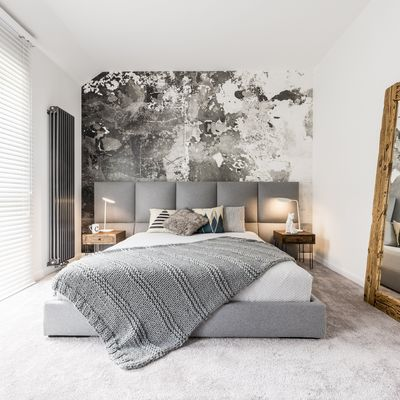 Come decorare le pareti della camera da letto: 7 opzioni