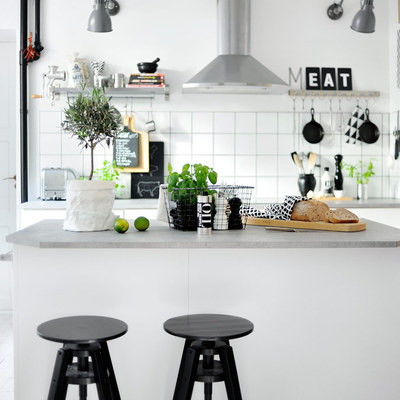 Idee e Foto di Isole Per Cucine Nordiche Per Ispirarti - habitissimo