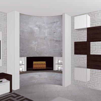 Progeto per Finiture in cartongesso e imbiancature in appartamento