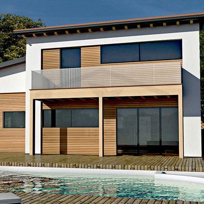 casa moderna 206 mq