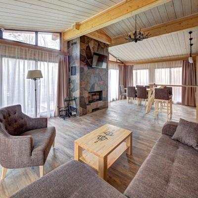 Casa in legno 74 mq