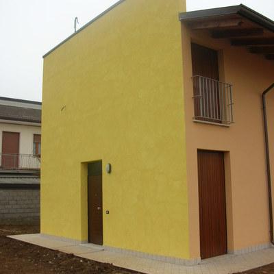 realizzazione garage e tettoia