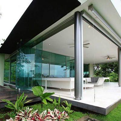 Idee e foto di verande moderne per ispirarti habitissimo for Foto giardini moderni