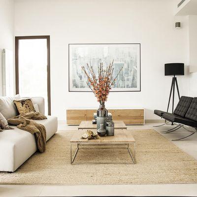 Materiali low cost per una casa da rivista