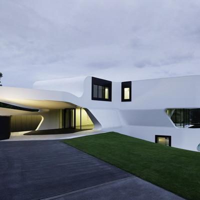 10 case futuriste da scoprire