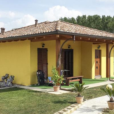 Casa di Dario e Susanna