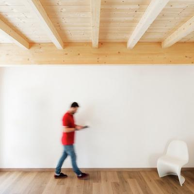 Casa in legno a Novellara (RE)