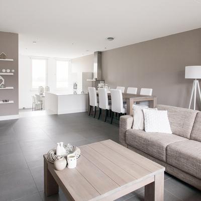 Idee e foto di cucina open space per ispirarti habitissimo - Arredare casa bianco e beige ...