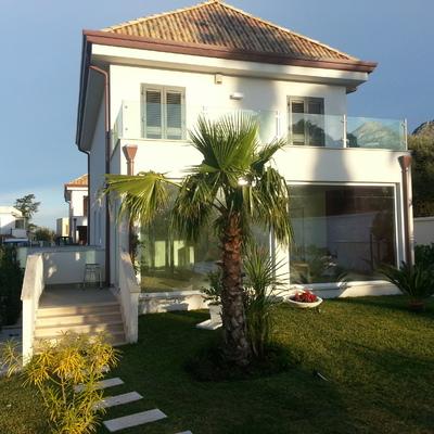 Progetto di casa in bioedilizia a Palermo
