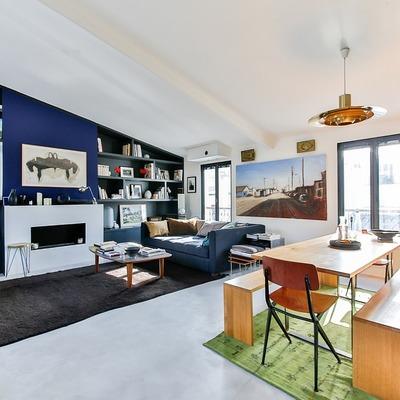 Casa moderna open space
