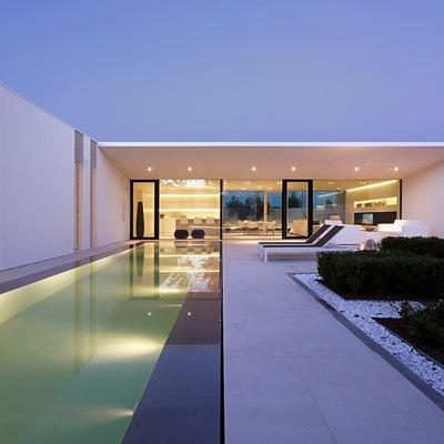 casa prefabbricata lusso