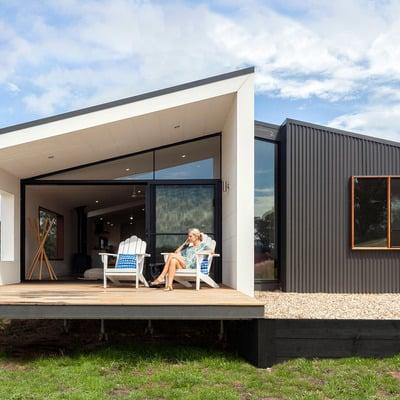 Costi per costruire una casa prefabbricata in acciaio habitissimo - Casa prefabbricata moderna ...