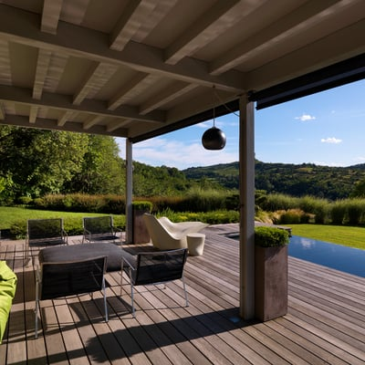 Progetto Giardino Casa privata