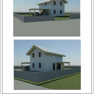 progetto varie strutture in legno