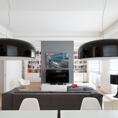Casa studio di un architetto