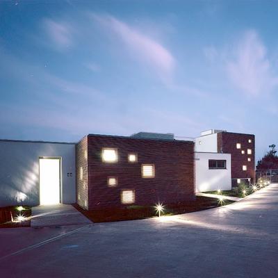 Progetto architettura organica
