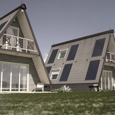 Case prefabbricate sì, ma di design!