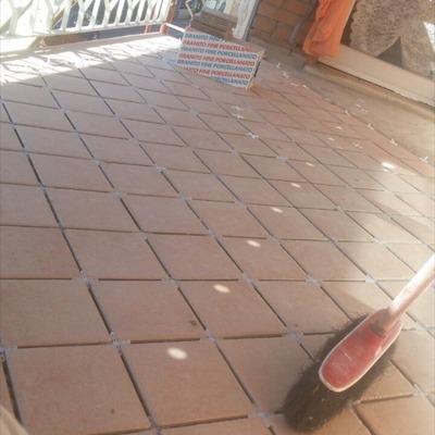Posa pavimenti interni/esterni