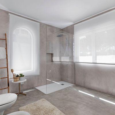 Rinnova il bagno senza sostituire le piastrelle