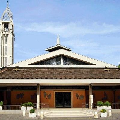 Progetto di realizzazione Impianto elettrico Chiesa San Timoteo Casal Palocco