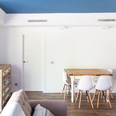 Soffitto: 10 idee cool per dare vita alla quinta parete