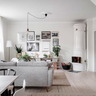 A ognuno il suo: il colore perfetto per le pareti a seconda del tuo stile