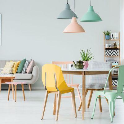 5 colori per la casa che stanno spopolando