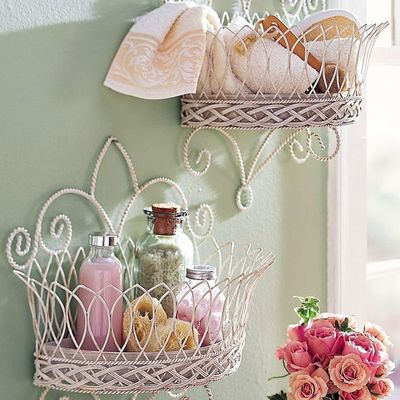 Bagno Shabby Chic (low cost!)
