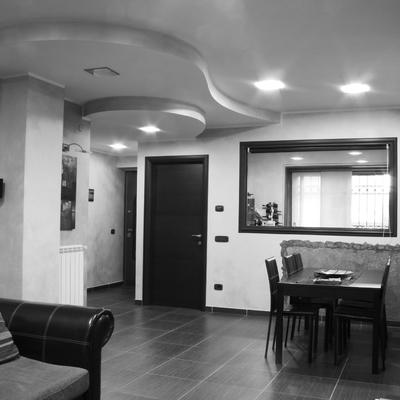 CASA ROSSI D - Realizzazione sia del Progetto Architettonico/Strutturale che dell'esecuzione delle opere.