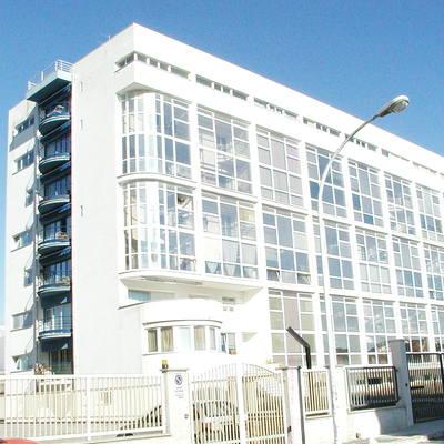 """Edificio per abitazioni per la Cooperativa edilizia """"La Pace"""" in Avezzano (AQ)"""