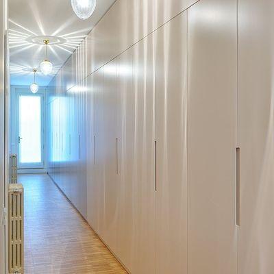 Spazi persi: come sfruttare il corridoio