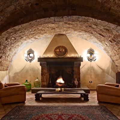 Progetto Corte della Maestà - Un'Antica residenza a Civita di Bagnoregio