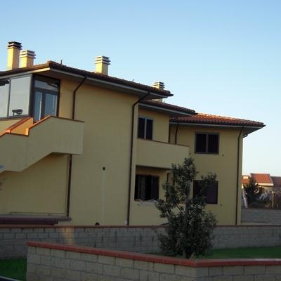 Progetto costruzione chiavi in mano di N° 4 appartamenti con ingresso indipendente