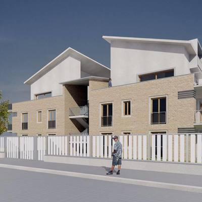 Costruzione di 12 appartamenti siti in Avellino in via nazionale km 2200