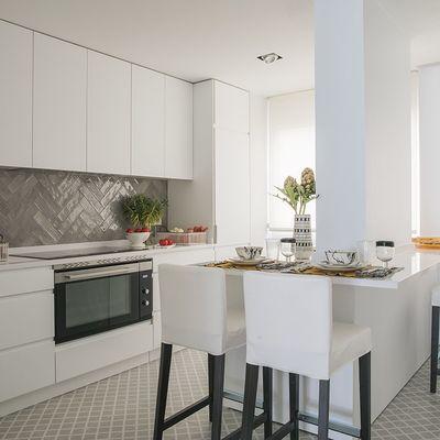 Idee per creare una piccola sala da pranzo in cucina