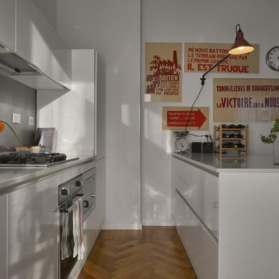 Da casa tradizionale, ad appartamento moderno!